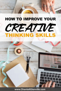 Creative thinking skills are essential for business and happiness in your life. Creativity is what drives everything new and great in the world. Click to read more Creativity | Entrepreneurship | Life Skills #creativity #entrepreneur #entrepreneurship #smallbusiness #lifeskills
