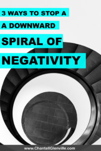 Negativity   Resilience   Happiness How to overcome a downward spiral of negativity and not let it throw your whole day out. Click to find out more #mentalstrength #happiness #negativity