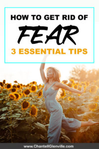 Overcoming Fear | Fear of Failure| Fear Tips - Essential tips to get rid of fear and stop letting it run your life. Click to read more #fearless #overcomefear #fearoffailure #gettingoverfear #feartips