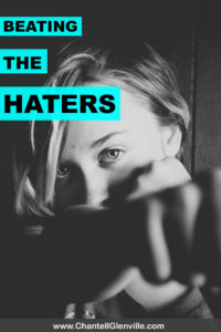 Here's To the Haters - It's time for us to beat them and stop letting them control how we feel. We got this, read more... Happiness   Life Skills   Mental Strength